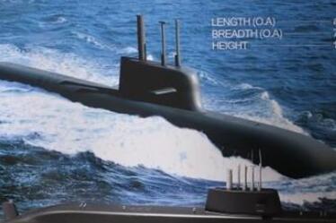 韩国新型潜艇首航配巡航导弹 攻击力超中国AIP潜艇