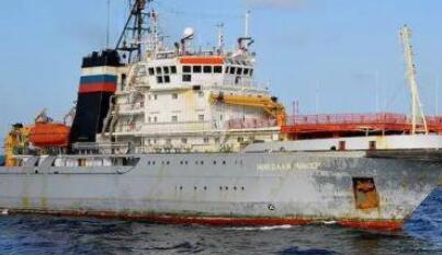 """这艘参加海上阅兵的外军战舰 曾是辽宁舰的""""恩人"""""""
