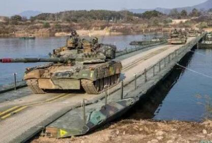 韩国陆军机动性最强的装甲部队 装备却都来自俄军