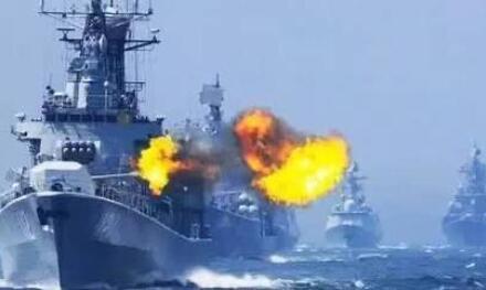 伊朗军官:将与中俄海军在阿曼湾海域进行联合军演