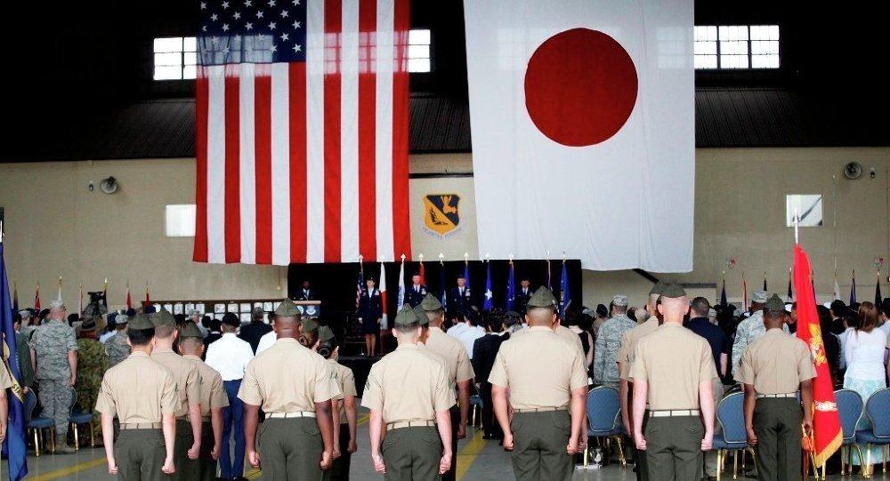 日媒:日本政府正探讨拒绝承担驻日美军巨额经费