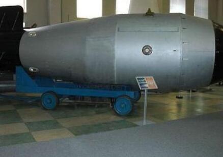 起底历史上威力最大炸弹:爆炸让亚欧大陆漂移9毫米