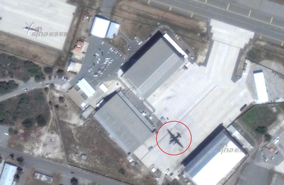 对叙动手?美军高空侦察机罕见现身地中海