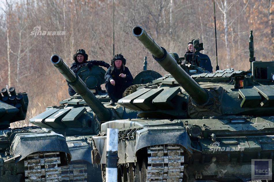 夺第一!中俄备战坦克两项比赛
