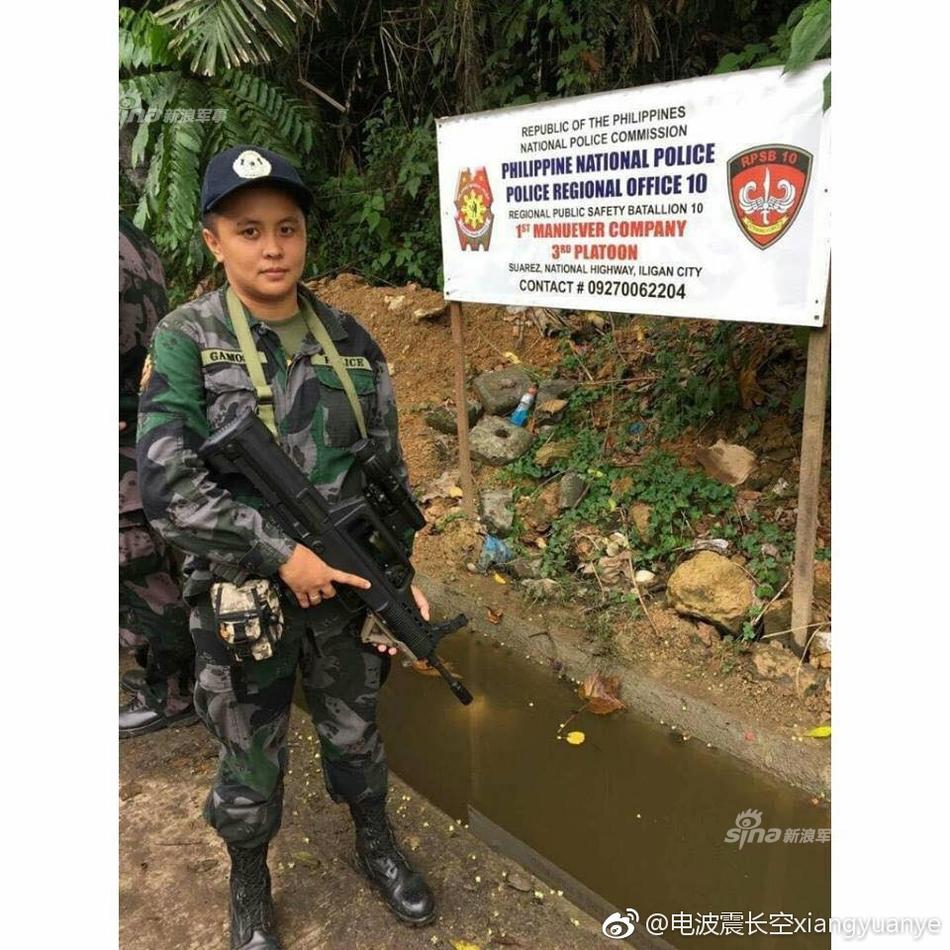 菲律宾借外国军事援助继续推进清剿反政府武装行动
