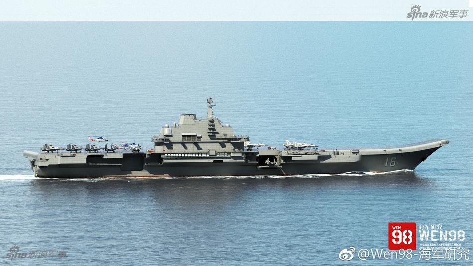 辽宁号航母壁纸级高清图:实拍和cg你喜欢哪个