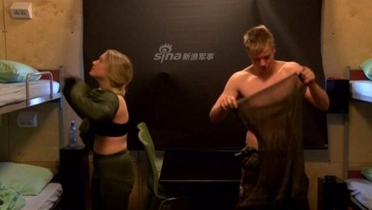 亮眼?挪威沉没宙斯盾舰是男女混居