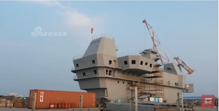 印度海军航母进度如何?比中国差远了