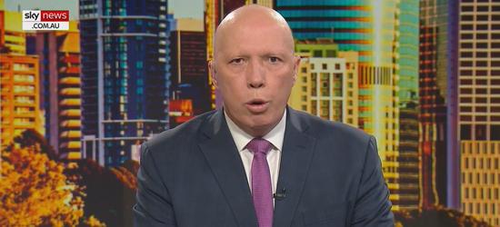 澳大利亚新任防长:中国媒体叫我鹰派 只说对一半