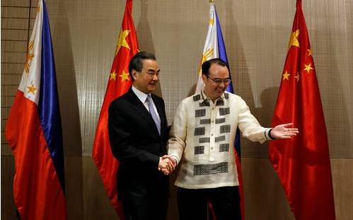 菲律宾外长:中菲南海共同勘探工作最快或明年展开