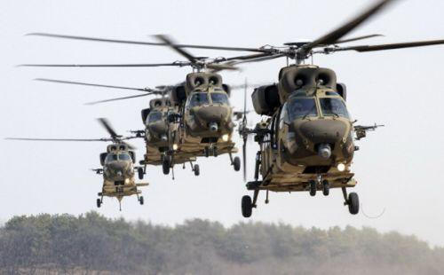 韩国国产直升机