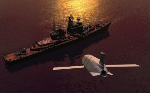 美军反舰版战斧导弹对抗中国 但难突破我军防空
