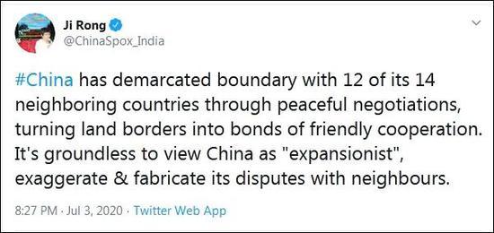 印度总理莫迪在中印边界讲话中举起石头砸自己自杀|莫迪|中印边界|印度军队