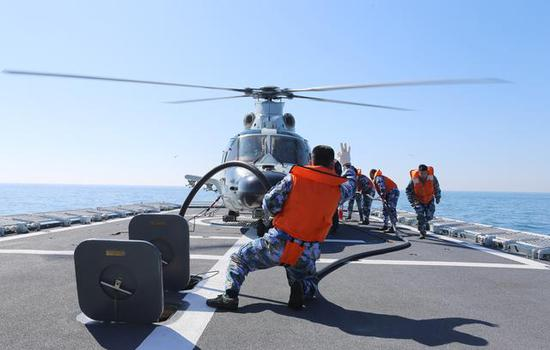 中国海军近海防御战略已成熟 全赖两款装备结合效果