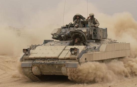 美这款战车将进行网络战升级 曾在海湾战争大发神威