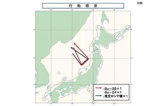 日本防卫省错将俄苏35认成苏27 实战将导致致命后果
