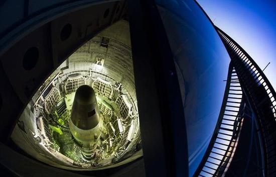 这一神秘系统与GPS相连 通过数据可提升美国核威慑力