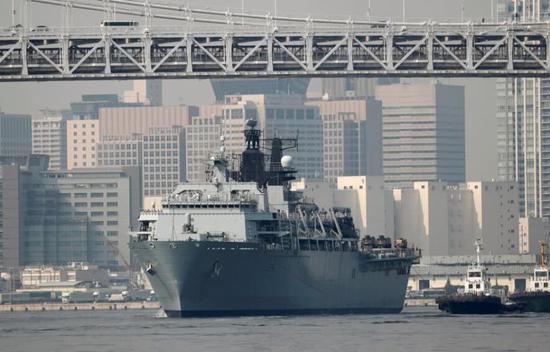 中方回应英国战舰进西沙群岛领海:派军舰警告驱离