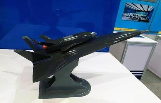 空天飞机模型
