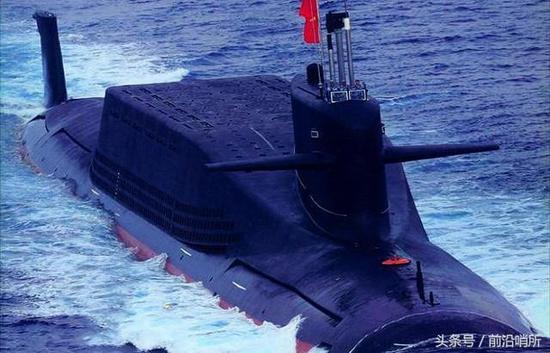我新型潜艇静音和传感器升级 美军只能这样来发现它