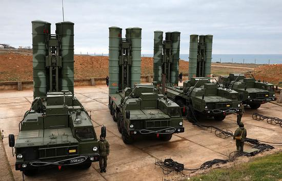 土耳其军队在叙利亚受挫 美国趁机再劝其放弃购S400