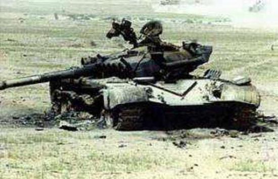 被摧毁的伊坦克