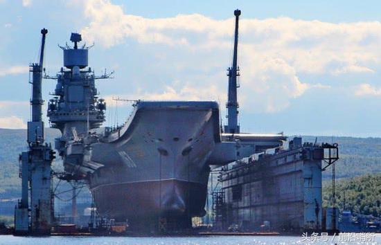 俄将建造十万吨级超级航母?即使有中国帮忙也难维持