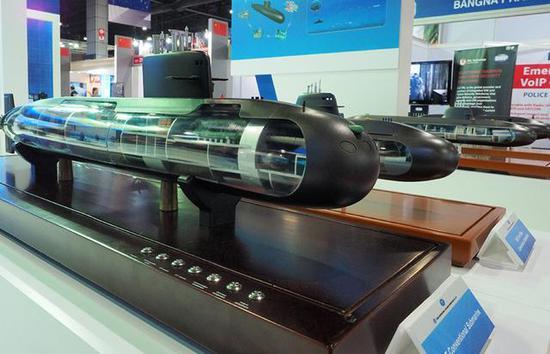 菲律宾海军赴俄商讨引进基洛级潜艇 竟不是针对中国