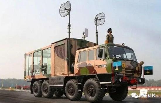 印度向中印边境部署电子战部队:战力究竟有多强