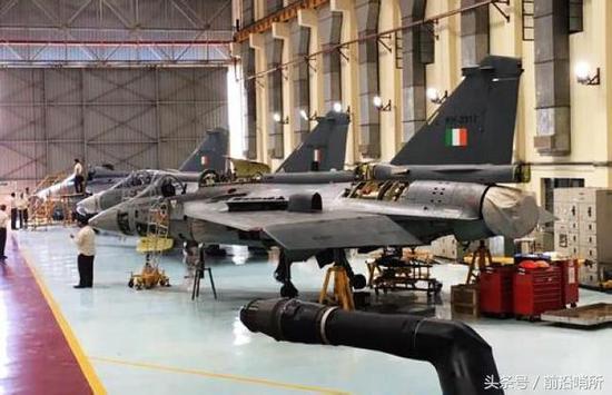 资料图:印度光辉战机