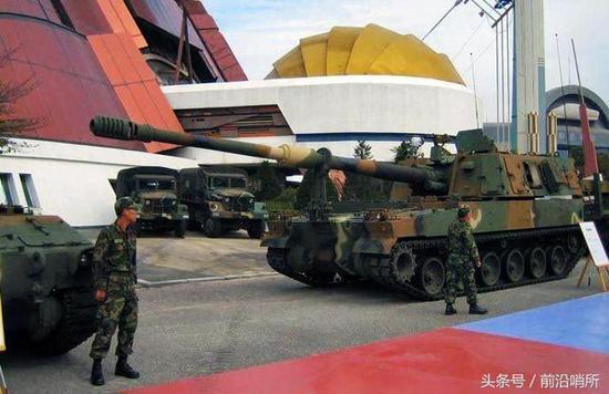 K-9自行榴弹炮