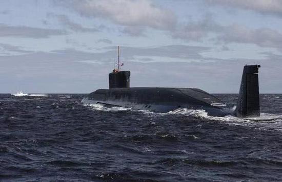 美将军:俄潜艇活动增加 美东海岸已不再安全
