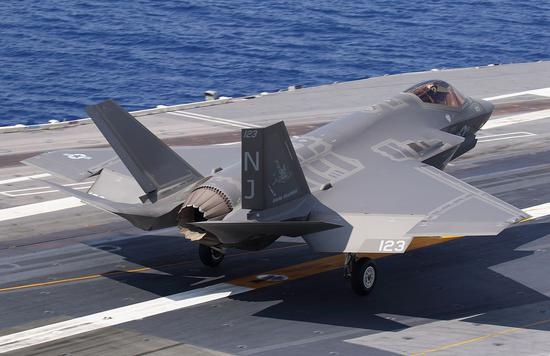 美媒:忘了隐形吧 美军对抗中俄的新舰载机很像F14