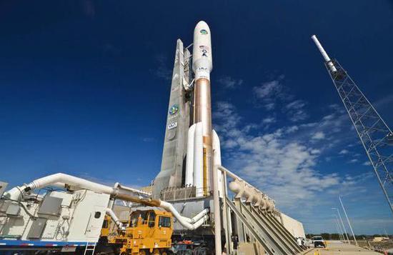 美X-37B能在太空发射激光武器?其实仍是个试验品