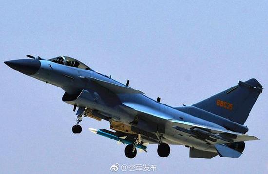 中国空军宣布:歼10C战机今起担负战斗值班任务杭州佐卡伊