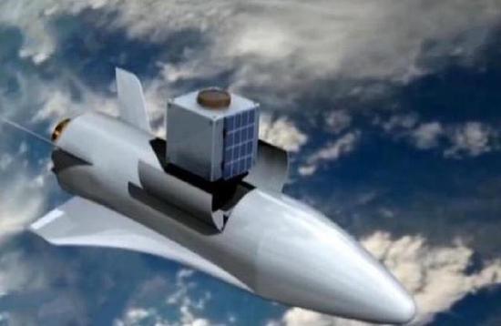 腾云轨道飞行器可释放小卫星