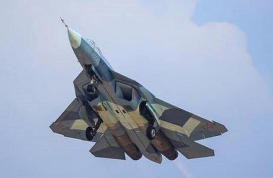 俄高官称一台苏57都买不起 或通过出口挣钱维护该机