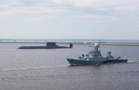 美为何不待见濒海舰?俄海军底气尚存中国也