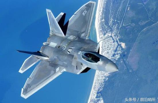F-22猛禽隱身戰機