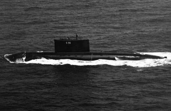 缅甸从印度购买二手基洛潜艇 用印度的贷款支付