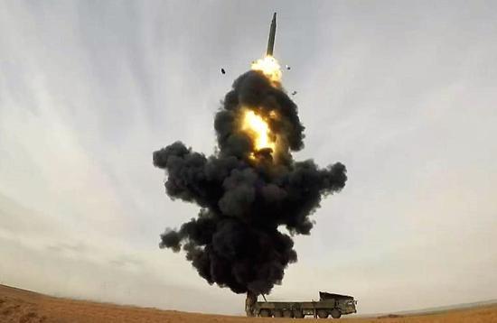 外媒:中国或在东南沿海演习中发射东风21D导弹