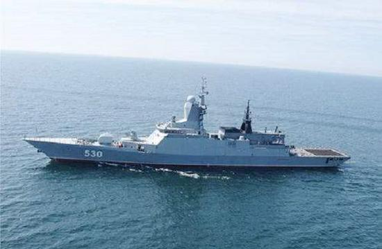 俄媒:中国第2艘航母都海试 我们只造了6艘千吨小船