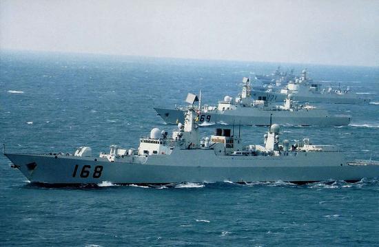 香港马会开奖结果我国驱逐舰配备一切俄制导弹将撤除 全部完成国产化
