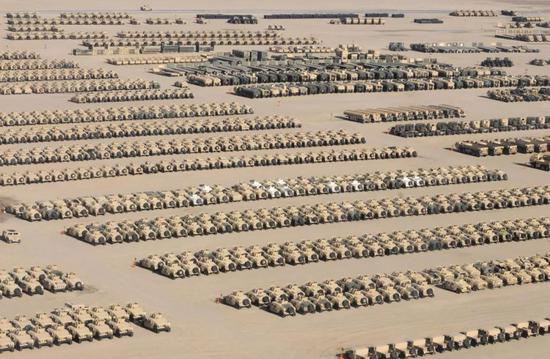 am8.com国际官网_5辆悍马车被偷走!美军执意讨要,俄罗斯霸气回应:这是战利品