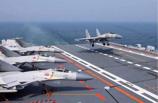 中国海军虽已服役双航母 但仍急需这七种舰载机