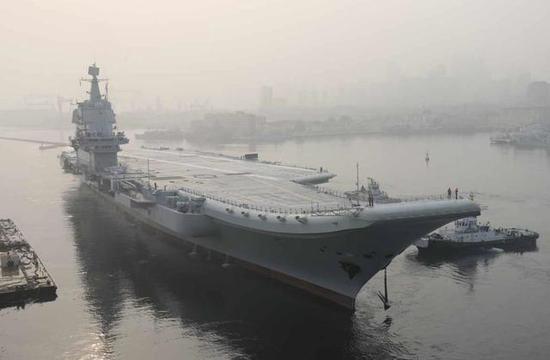我国产航母开始二次海试 印度国产航母现在进展如何