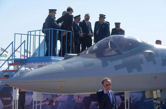 开门红!俄苏-57谈下大单 这个土豪国为何忠爱俄式战机