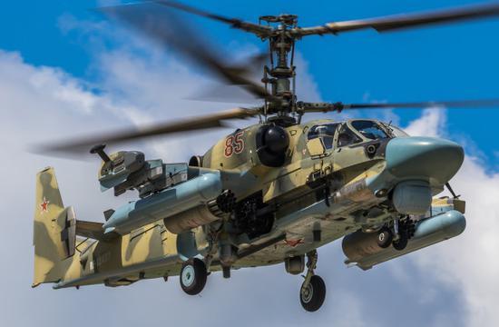 俄专家盘点全球最强武直:中国一机型上榜却不是直10