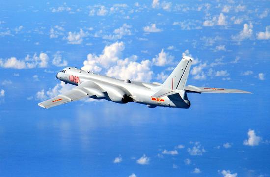 中国轰6轰炸机频繁进入日本海 日媒揭秘其前世今生品色小说