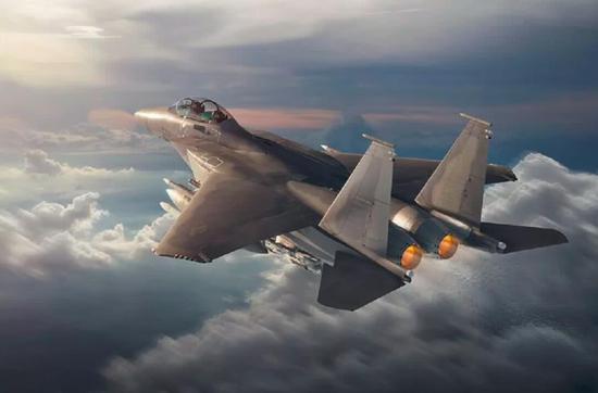 F15战斗机通过不断改进,继续活了下来